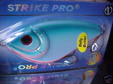 Strike Pro Belly Buster Slow Sinking Glide Bait in Color DAWN for Musky/Pike