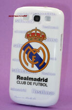 for Samsung galaxy S3  case real madrid football soccer club  s iii / S III