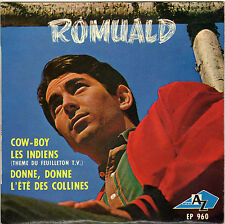 ROMUALD LES INDIENS TV FRENCH ORIG EP MICHEL COLOMBIER