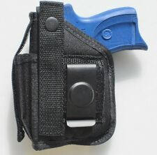 Gun Holster for SCCY CPX1 or CPX2 Pistol with underbarrel LM or CT Laser