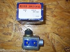 new MICRO SWITCH DTE-2RN LIMIT/SNAP SWITCH