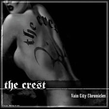 THE CREST-VAIN CITY CHRONICLES-Digi-goth-doom-theatre of tradegy