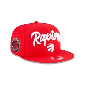 2020 Toronto Raptors New Era 9FIFTY NBA Draft Day Adjustable Snapback Hat Cap