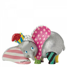 Disney Showcase Collection Dumbo Hand Painted Figurine in a Box