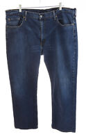 Levi's 559 Mens Relaxed Straight Denim Jeans Low Rise Blue Sz 42x30 W34 L30