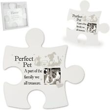 Perfect Pet Frame Jigsaw Wall Art Said with Sentiment Part of the Family