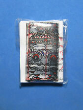 0157-THAI AMULET TALISMAN RA HOO MAGIC CLOTH LP THA WEE