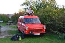 Ford Transit MK1 Oldtimer Van Camper