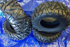 "4  14"" 27"" TRILOBITE HD ATV TIRES 2) 27X9-14 AND 2) 27X11-14 FREE SHIPPING"