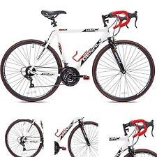 Men's Road Bike GMC Shimano Sport 21-Speed Aluminum Frame Bicycle 700cc 22.5""