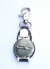 Helicopter Clip on Leather Fob Pocket Watch Ideal Army Gift