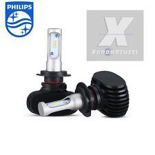 KIT FULL LED CANBUS 55W XENON 8000 LM LUMEN H7 6100k LAMPADE LED ALL IN ONE SLIM
