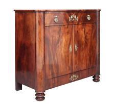 Mahogany Antique Cabinets