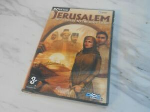 Jerusalem The 3 Roads to the Holy Land PC Game * NEW / SEALED * FAST POSTAGE