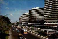 SINGAPORE Singapur AK 1972 Outram Park flats, street view with cars Verkehr Auto