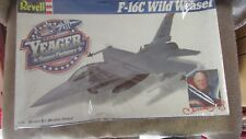 Revell F-16C Wild Weasel Model Kit - Yeager Super Fighters - 1:48 Scale  (G 24)