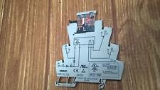 N°1 PLC OMRON RELE G2RV-SL700 24VDC