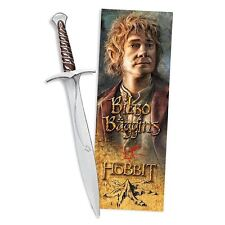 The Hobbit Sting Sword Pen and Lenticular Bookmark - Official LOTR Gift