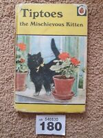 TIPTOES THE MISCHIEVOUS KITTEN by Noel Barr Illustrated by Hickling, P.B.