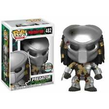 "DAMAGED BOX EXCLUSIVE MASKED PREDATOR 3.75"" POP VINYL FIGURE FUNKO 482"