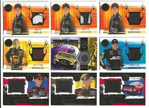 2004 Press Pass BURNING RUBBER DRIVER #BRD16 Dale Jarrett #12/70!--1 CARD ONLY!