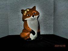 Fox Cookie Jar from Wonderland Valley