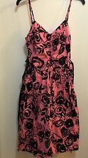 Sexy NWT Party Floral Summer Wedding Dress S size 4
