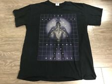 The Australian Pink Floyd Show 2015 North American Tour T Shirt Large Used