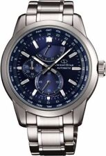 "JDM ORIENT STAR ""World Time"" Automatic Sapphire Power Reserve  JC00002D WZ0021JC"