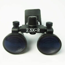 2.5X Dental Surgical Loupes Binocular Clip on Magnifier Medical Magnifying Glass