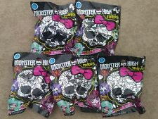 Monster High Minis Figures Blind Bags lot of 5 series 1
