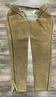 Barn Stable Riding Full Chaps - M/L - Brown
