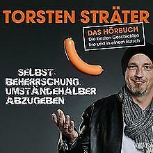Das Hörbuch-Live von Torsten Sträter | CD | Zustand gut