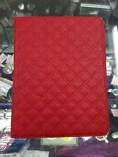 Apple iPad 2 64GB, A1396 3G and Wi-Fi, 9.7in - in red case. PARTS ONLY