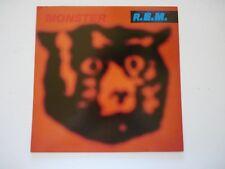 REM R.E.M. Monster LP Record Photo Flat 12x12 Poster