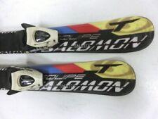 Ski Kinder Salomon Equipe-T mit Bindung, 70cm (FF9695)