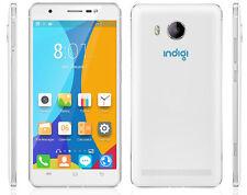 "NEW! Indigi® Unlocked Duo Core 5.0"" Android 4.4 Duo Sim 3G SmartPhone Ultra Slim"