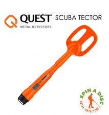 Quest Scubatector Metal Detector - Waterproof to 60m/200ft