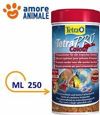 Tetra Pro Colour Crisps 250 ml -Mangime superiore per pesci - Colori più intensi