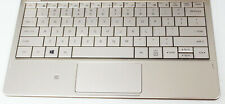 "Replacement Keyboard, Samsung Galaxy TabPro S 12"" - OEM Genuine GOLD Type Cover"