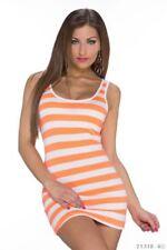 Camicia da donna casual arancione