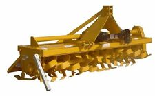 Rotary Tiller 4' - Heavy Duty Gear Driven Box - 3 Pto - 25 to 60 Hp - Category 1