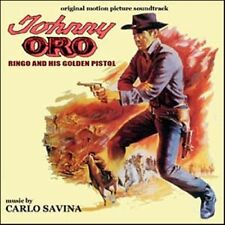 Carlo Savina: Johnny Oro (New/Sealed CD)