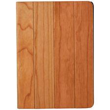 UT Apple iPad Air 2 U-cover Holz-Klapphülle, Kirschholz