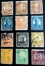 ANTIQUE RARE COLLECTIBLE SET OF UNITED STATES POSTAGE STAMPS