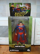Kingdom Come Superman DC Direct Justice Society of America action figure MOC
