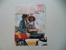advertising Pubblicità 1978 MOTO TGM SERIE REGOLARITA' 50/125/250
