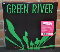 GREEN RIVER - Come On Down LP, LTD PINK COLORED VINYL NEW & Sealed!