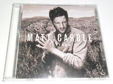 MATT CARDLE - LETTERS - 2011 UK 13 TRACK CD ALBUM
