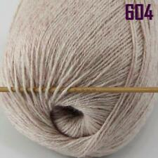 Sale New 1 Ball x 50gr Luxurious Soft Mongolian Pure Cashmere Hand Knit Wool 04